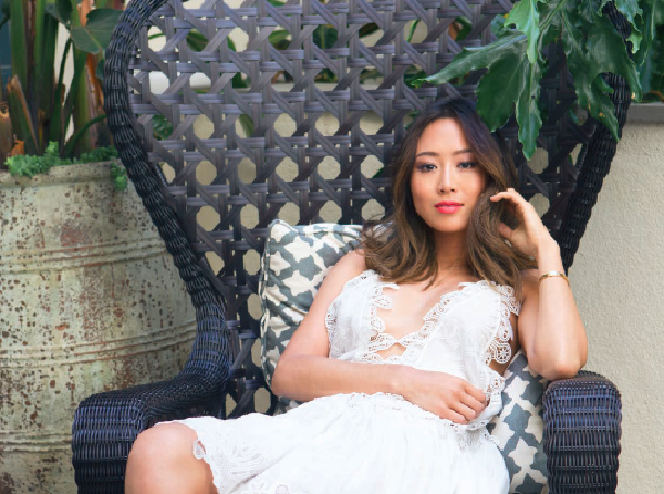 Cover Story: Aimee Song of Song of Style