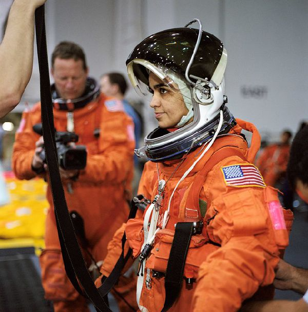 KCET: A Woman's Place is in Space: Meet Eight Asian American Women Reaching for the Stars